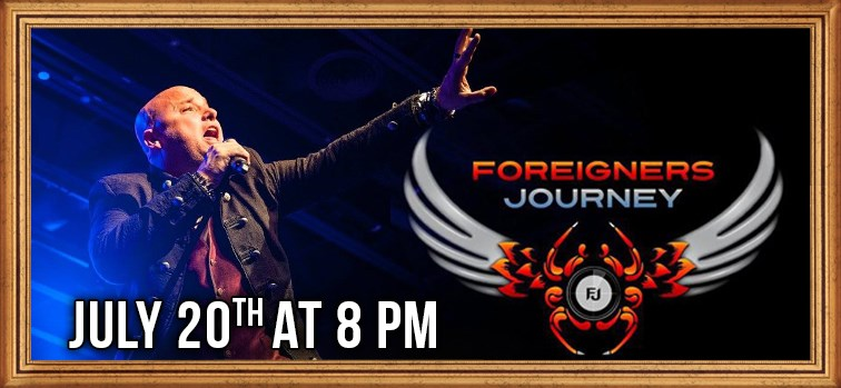 Foreigner & Journey Tribute - Foreigners Journey