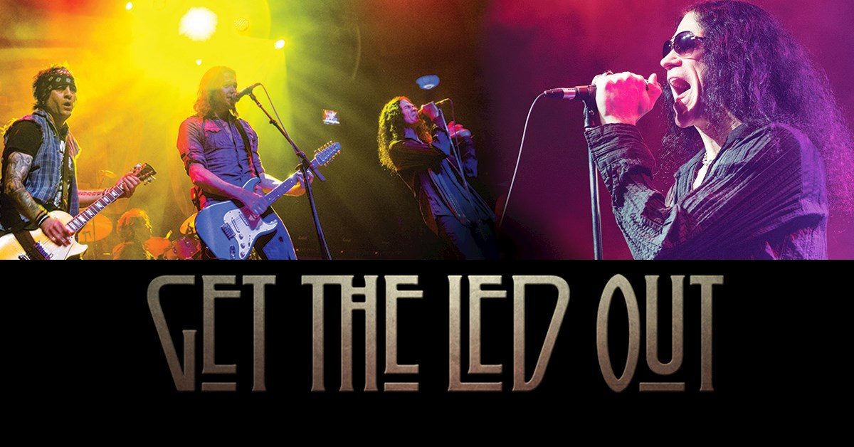 Stadium Theatre Official Site - Get The Led Out