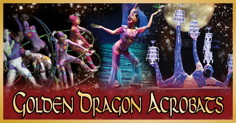 The Golden Dragon Acrobats