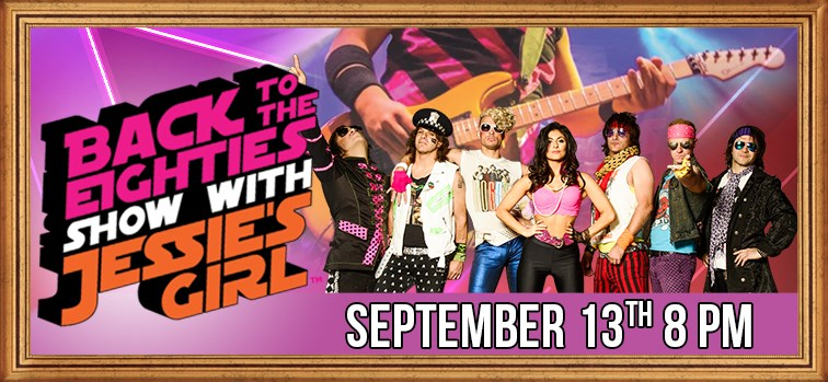 Back To The Eighties Show with Jessie's Girl - The World's Hottest 80s Tribute Band