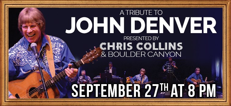 John Denver Tribute - Chris Collins & The Boulder Canyon Band