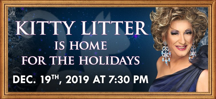 Kitty Litter is Home for the Holidays