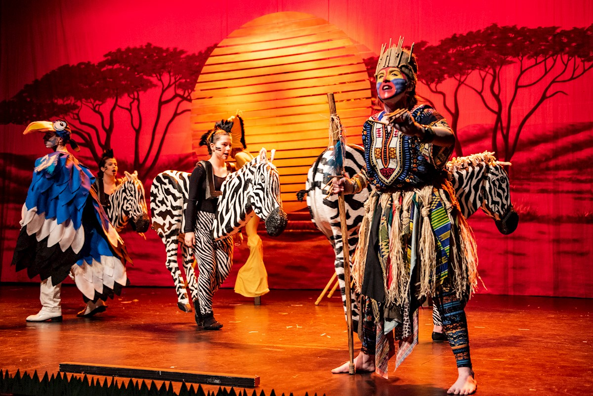Stadium Theatre Official Site Disneys The Lion King Jr