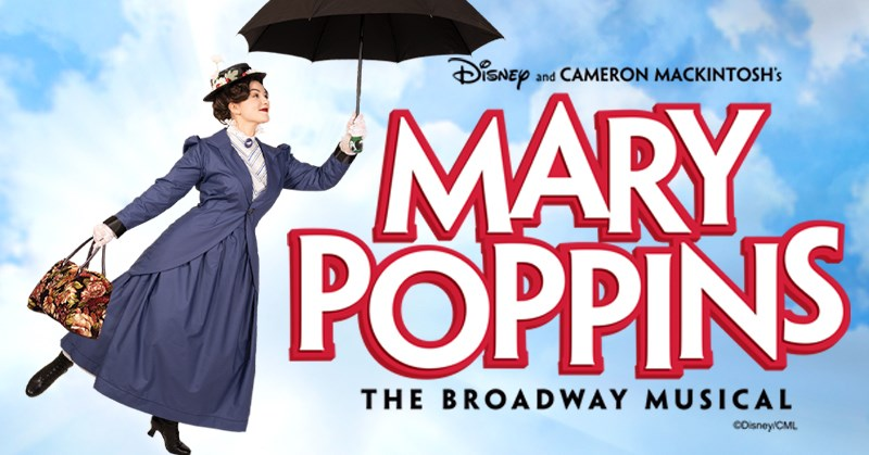 Disney & Cameron Mackintosh's Mary Poppins - School Time Performance