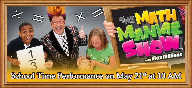 Math Maniac Show - School Time Performance