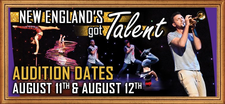 New England's Got Talent Auditions