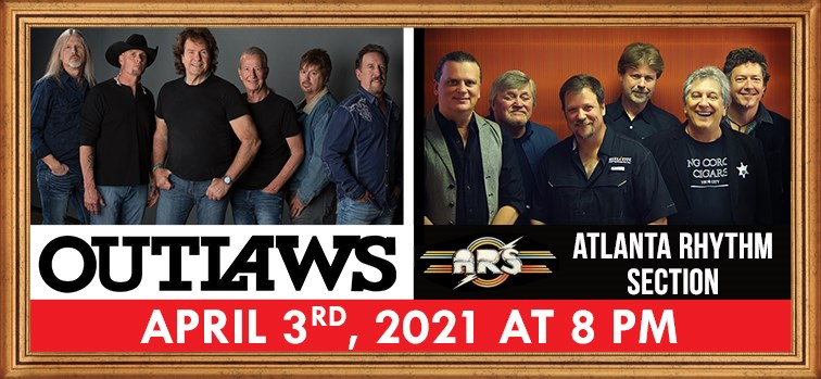 The Outlaws, and the Atlanta Rhythm Section
