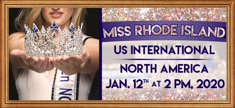 Miss Rhode Island US International & North America 2020 Pageant