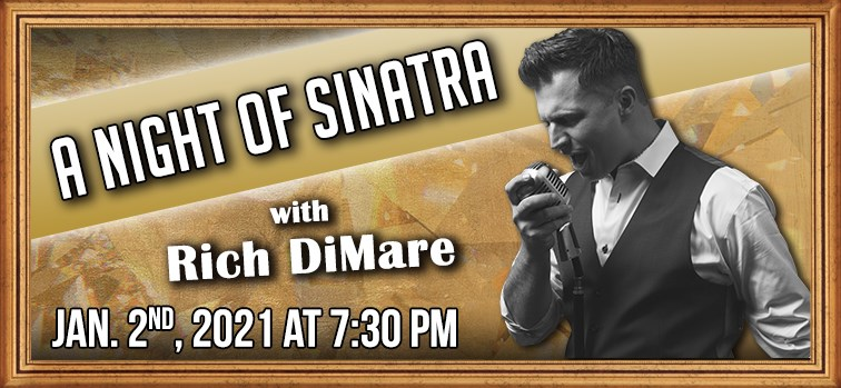A Night of Sinatra with Rich DiMare