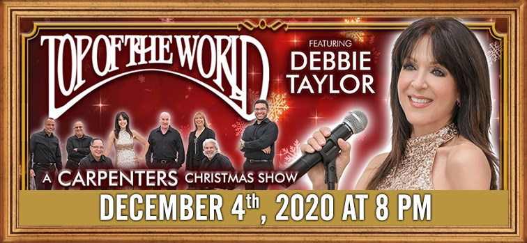 Carpenters Tribute Christmas Show - Top of The World