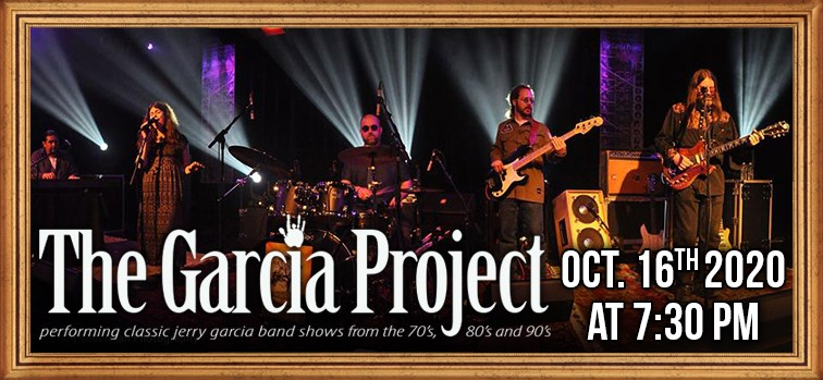 The Garcia Project - Performing classic Jerry Garcia Band set lists from the 70's, 80's & 90's