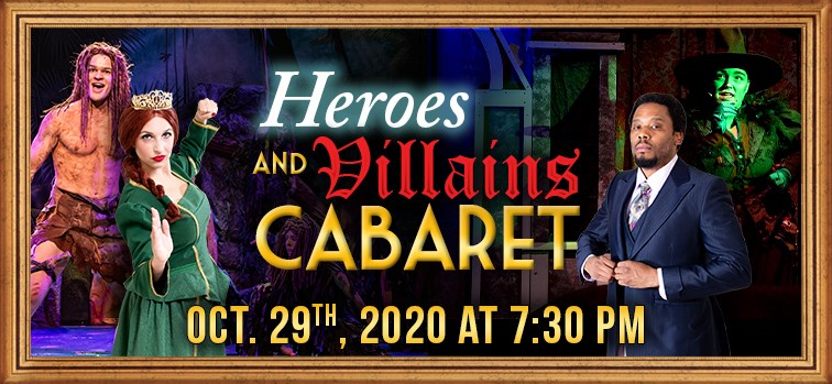 Heroes and Villains Cabaret