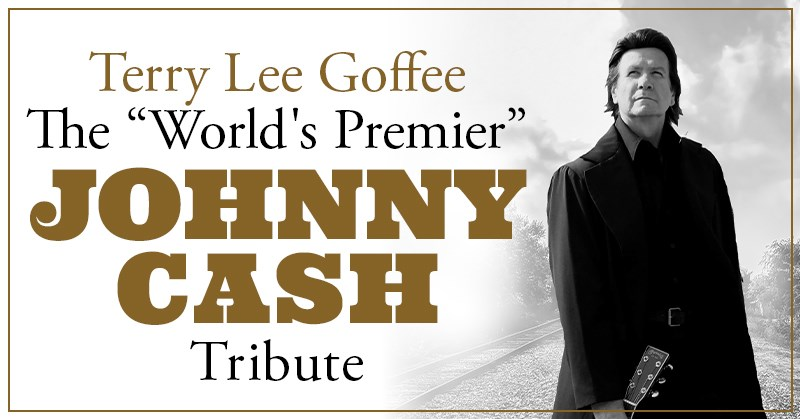 Johnny Cash Tribute - Terry Lee Goffee