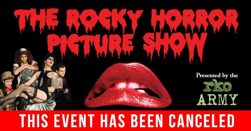 Rocky Horror Picture Show Tour 2021