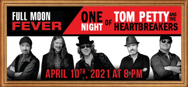 Tom Petty & The Heartbreakers Tribute - Full Moon Fever