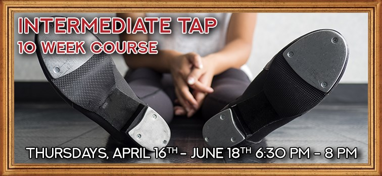 Intermediate Tap - 10 Week Course