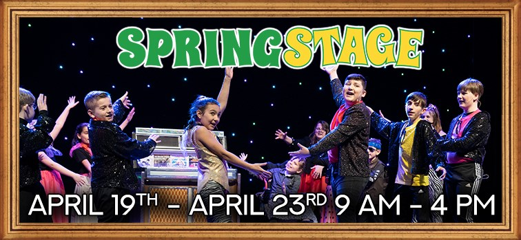 Education - Spring Stage