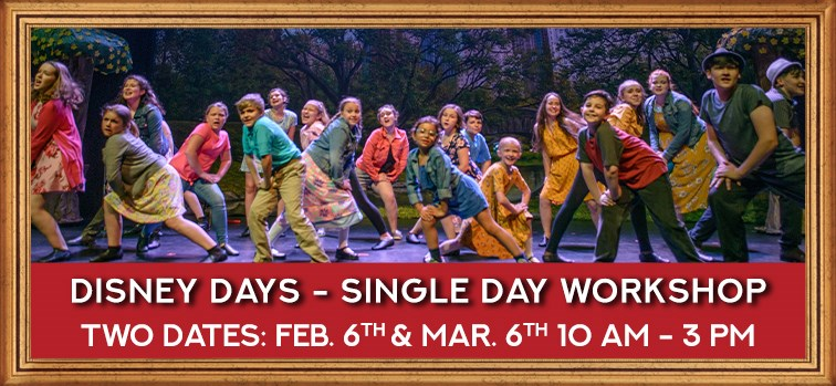 Disney Days - Single Day Workshop