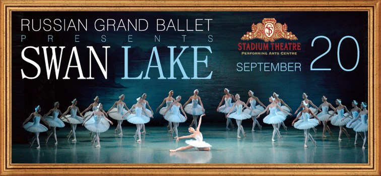 Russian Grand Ballet presents: The Swan Lake