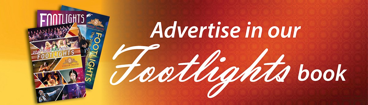 Advertise with the Stadium Theatre